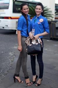 áo thanh niên tình nguyện