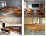 Nội thất bàn ghế trường học