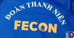 áo đoàn thanh niên FECON