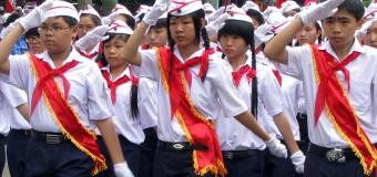 Khăn quàng đỏ của Đội viên