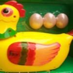 gà đẻ trứng vàng